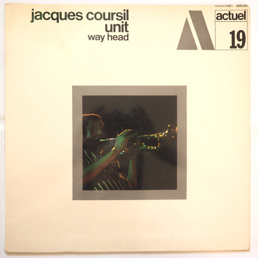 jacques coursil - way ahead actuel 19